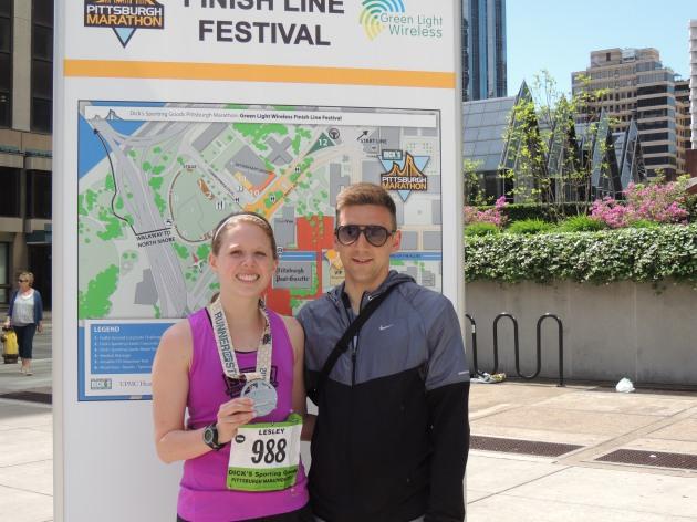 Pitt marathon 2